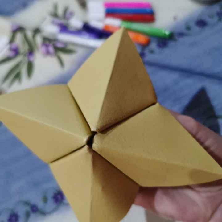 Essai concluant cocotte papier - 4