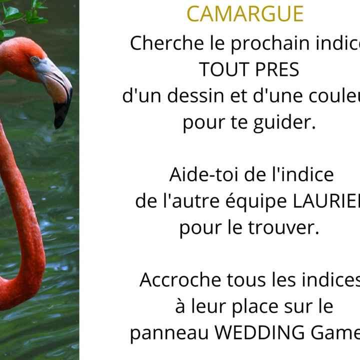 Wedding game partie 1 - 1