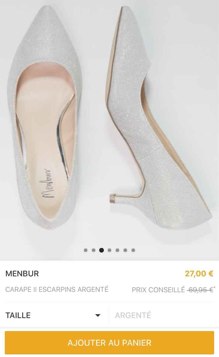 J'ai trouvé les chaussures ! - 1