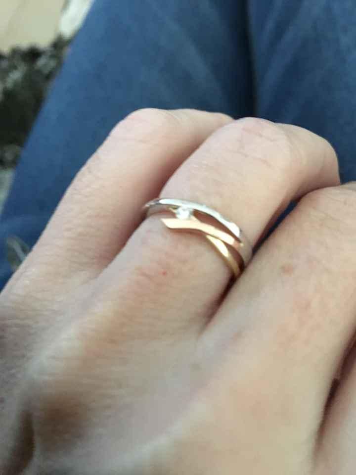 Ma jolie bague de fiançailles - 1