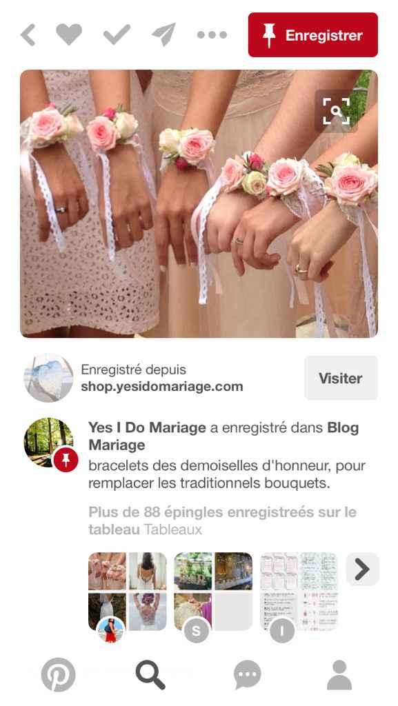 Choix du bouquet - 1