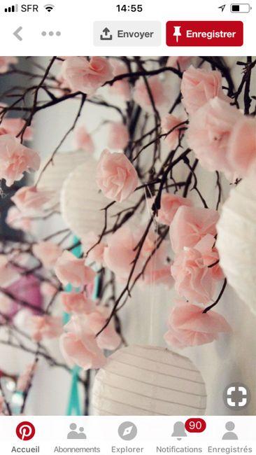 Mariage et décoration Inspiration Japon .... 1