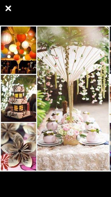 Mariage et décoration Inspiration Japon .... 19