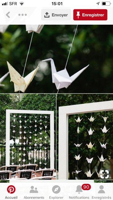 Mariage et décoration Inspiration Japon .... 25