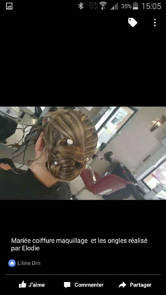 Mariées cheveux longs et trèèès fins: idées de coiffures? - 1