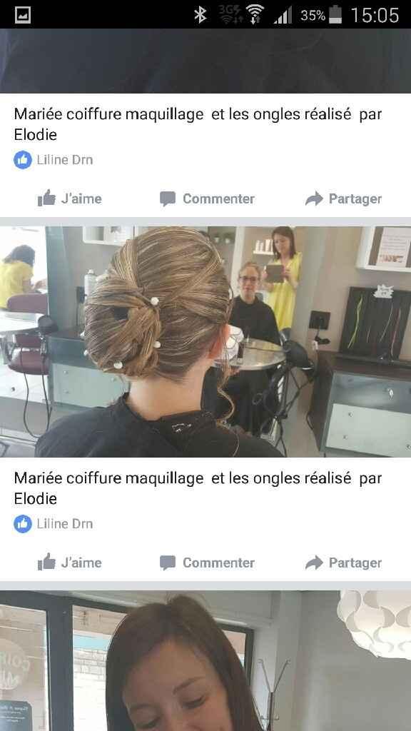 Mariées cheveux longs et trèèès fins: idées de coiffures? - 3
