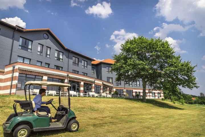 Hôtel Najeti hôtel du golf Lumbres - 1