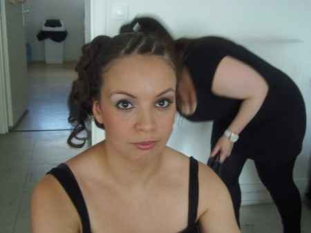 coiffure + maquillage
