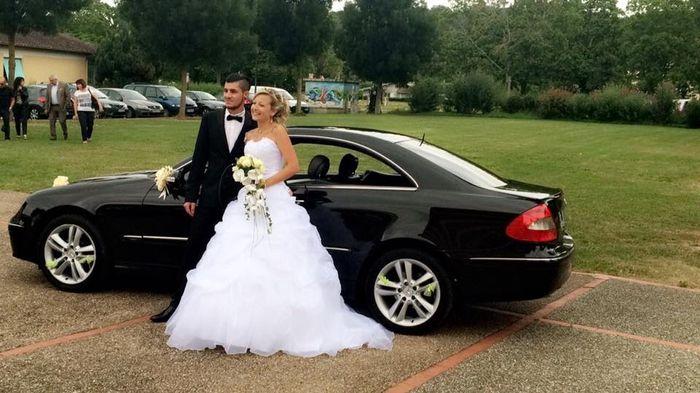 Ouiiiiii mariés :) - 1