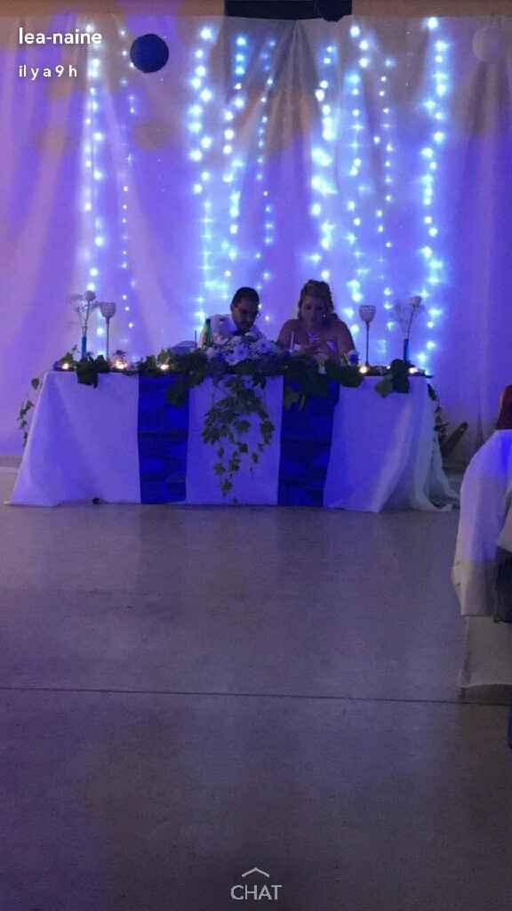 Et voilà !! c'est fait on est mariés !! - 2
