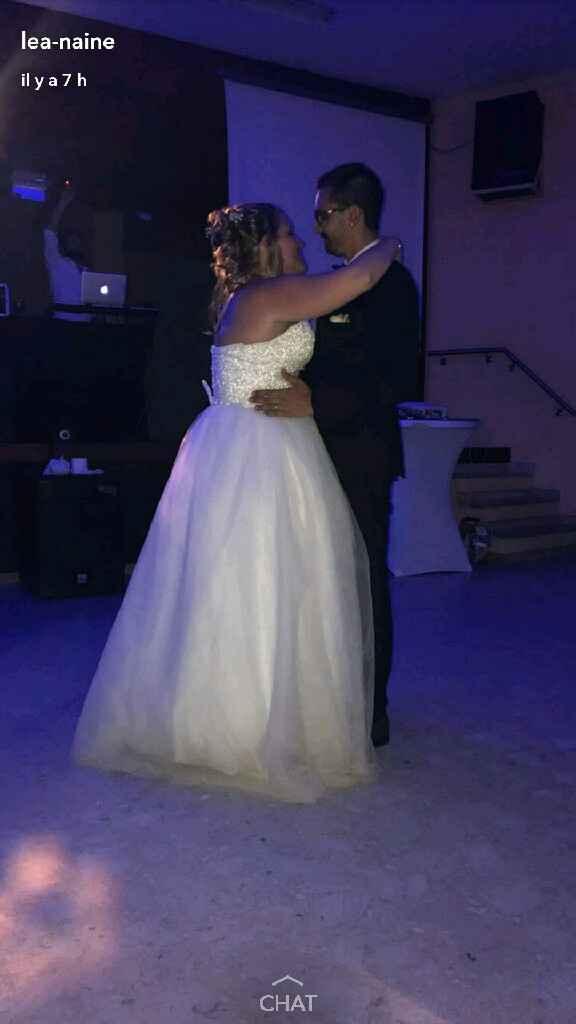 Et voilà !! c'est fait on est mariés !! - 7