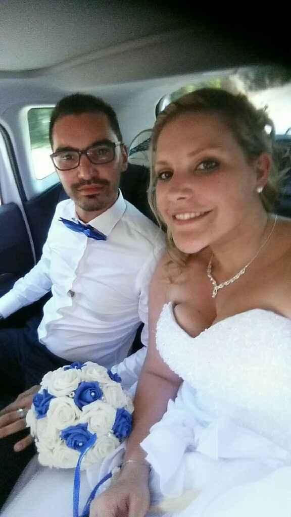 Et voilà !! c'est fait on est mariés !! - 9