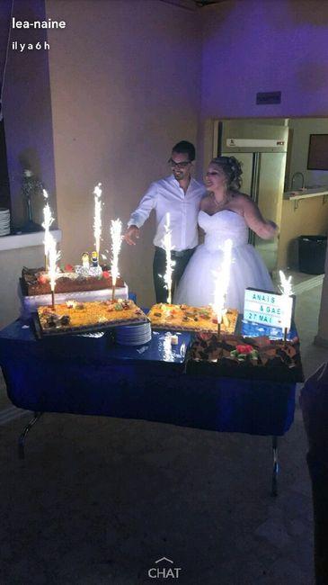 Et voilà !! c'est fait on est mariés !! - 3
