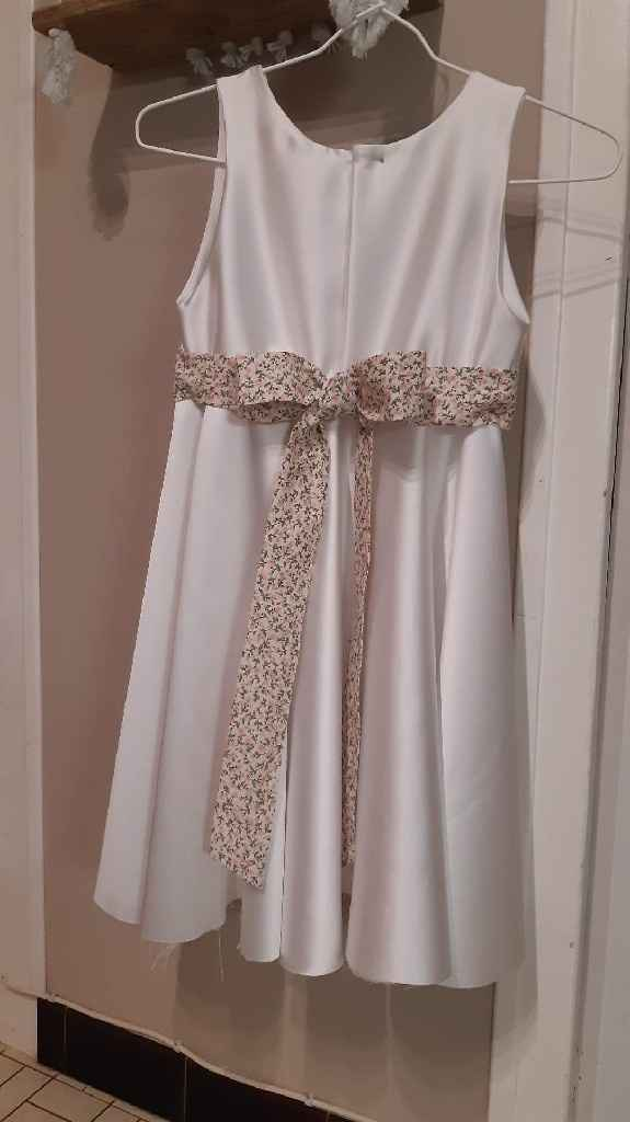 Robe de ma fille - 2