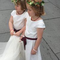 Demoiselles d'honneur