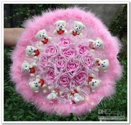 bouquet pour amoureux