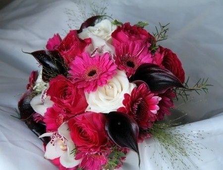 Bouquet présenté en février