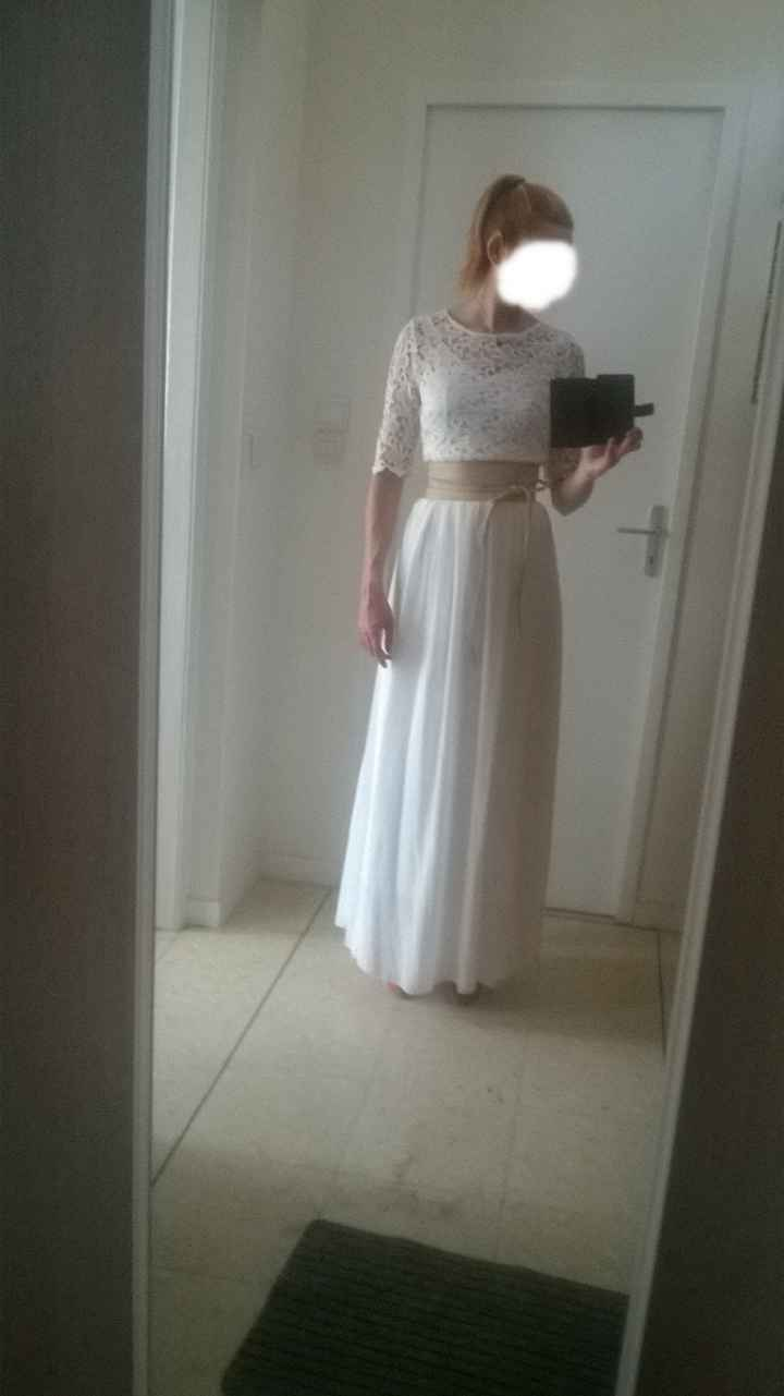 robe qui sert à rien