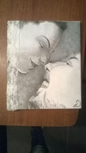portrait de cheri et moi