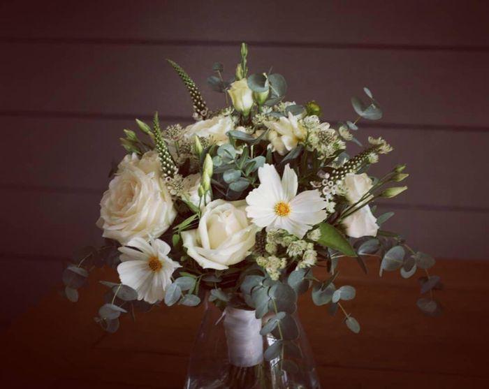 Bouquet  blanc ou bouquet coloré ? 21
