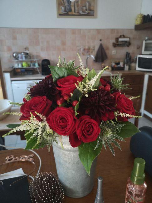 Mon bouquet 💐 - 1