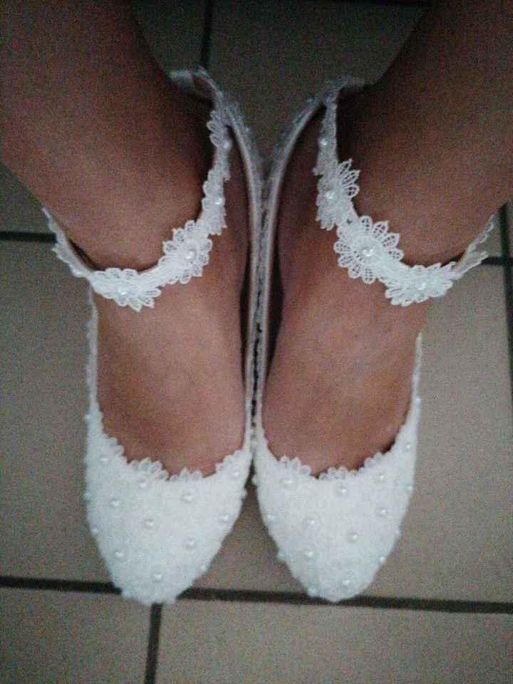 Mes chaussures très confortable - 1