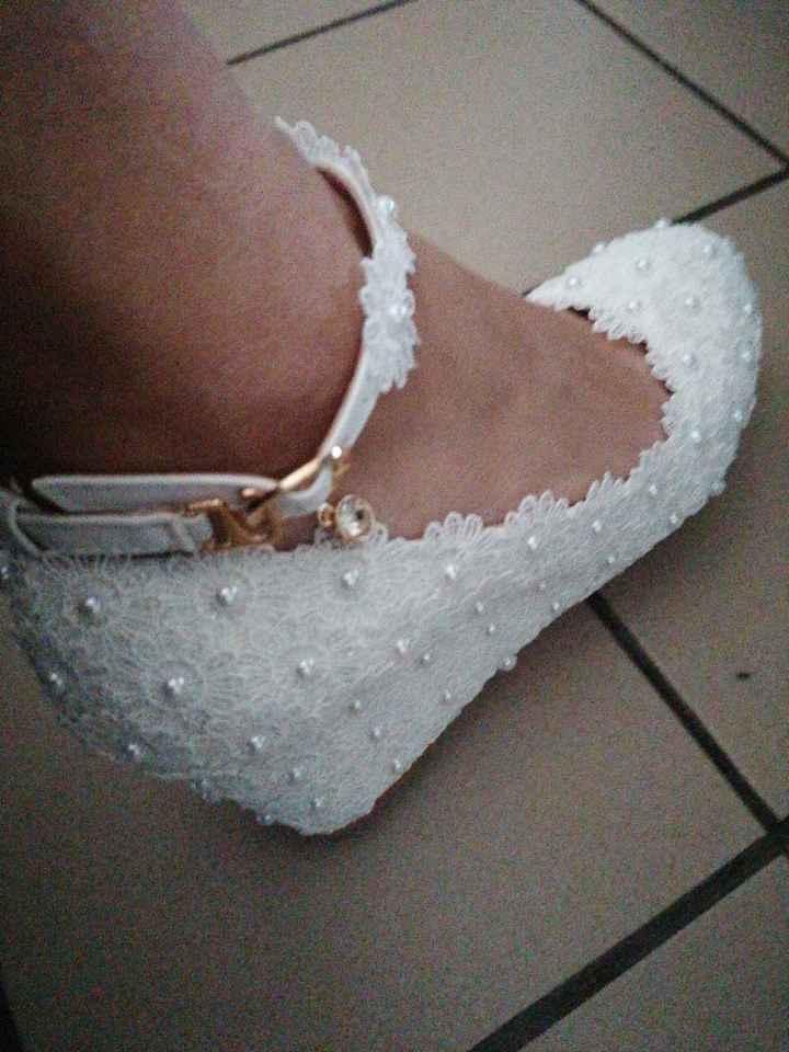 Mes chaussures très confortable - 2