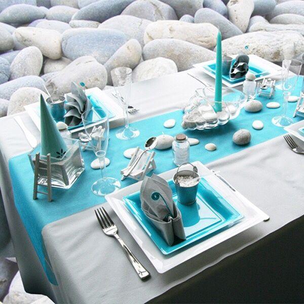 Le club du mariage bleu et gris - 1