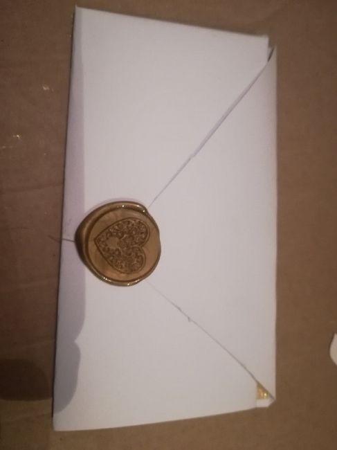 Enveloppe pour faire-part 7