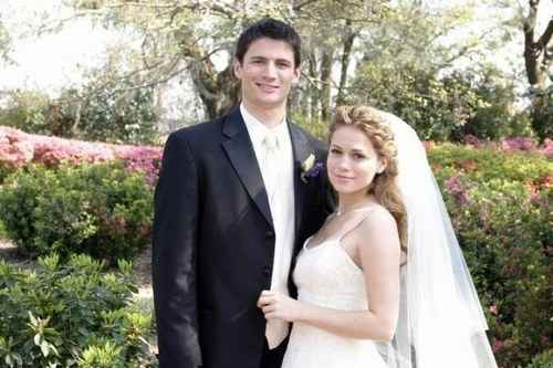Mariages oth les freres scott - 2