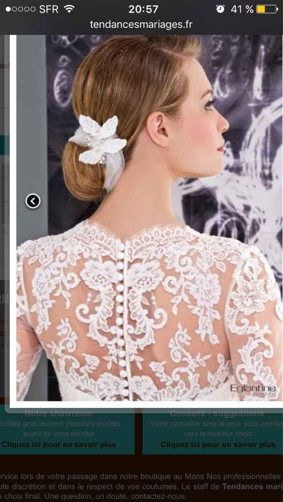 Bijoux en accord avec la robe - 2