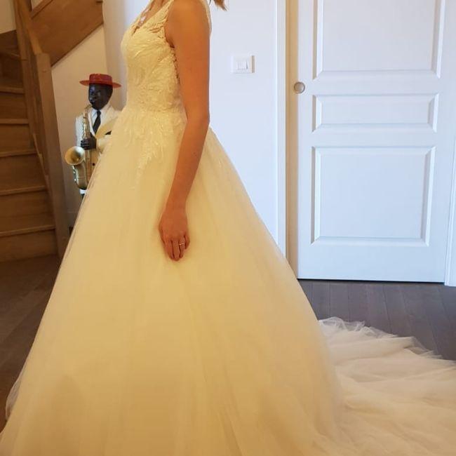 Question mariage civile robe 1
