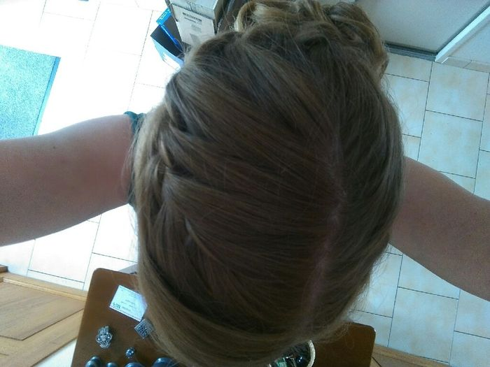 Mon essai coiffure - 4