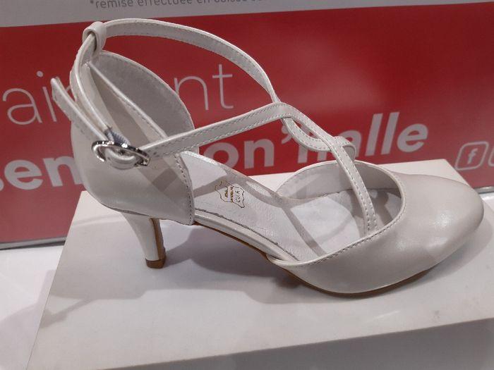 Chaussures pour le jour j 1