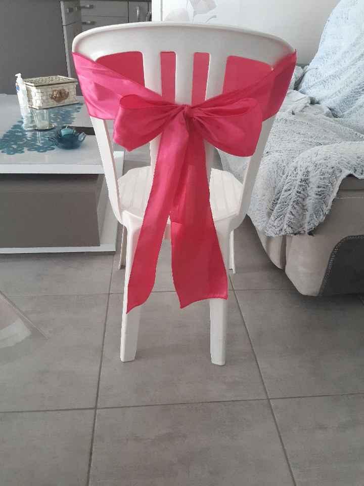 Housses et nœuds de chaises - 1