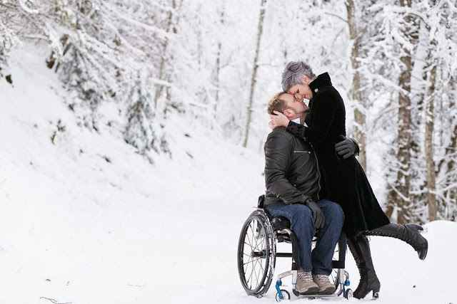 Love session neige Y H