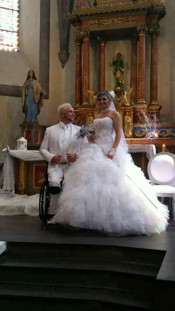 Un aperçu de mon mariage! - 2