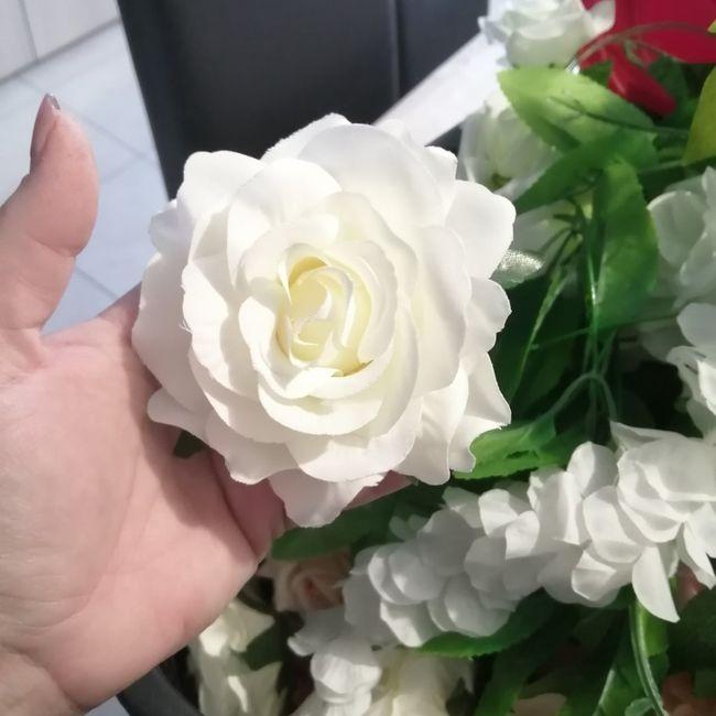 Mur de fleur 5