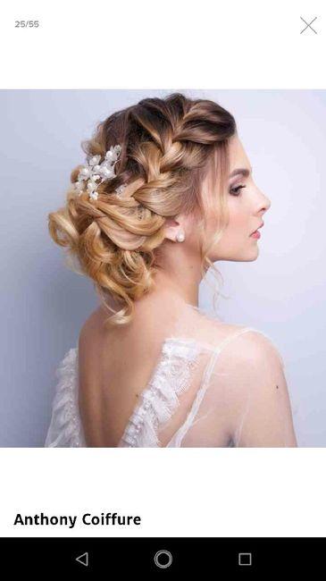 Duel : chignon ou cheveux détachés 5