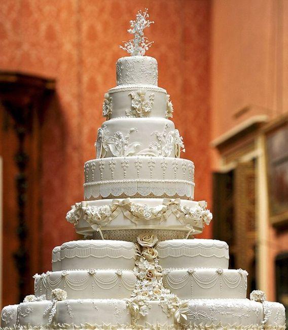 Le Duel Des Wedding Cake Thème Princesse Banquets