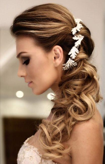 Coiffures Side Hair Vs Chignon Flou Beauté Forum