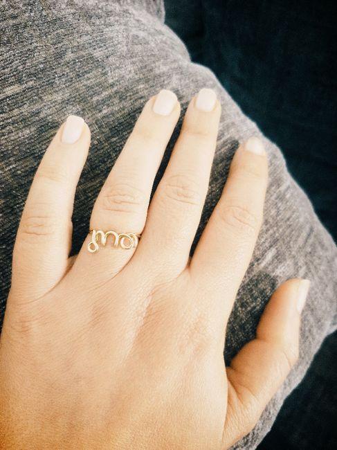 Partage ta bague de fiançailles !! 💍 😍 19