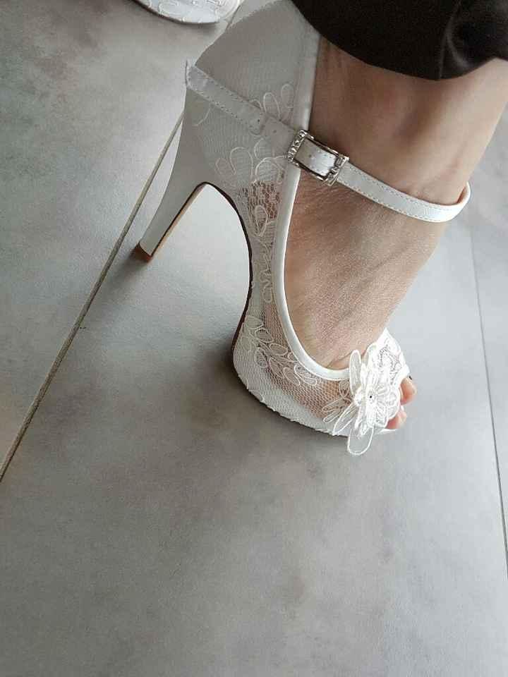 """Chaussures site """"instants précieux"""" - 1"""