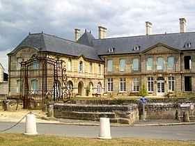Mairie dans le château