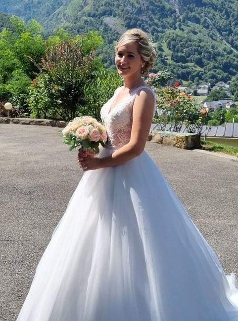 Après 4 reports … nous sommes enfin mariés ! 2
