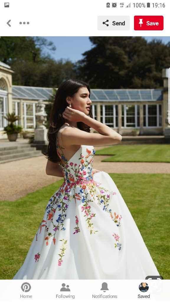 Que pensez-vous de cette robe ? - 1