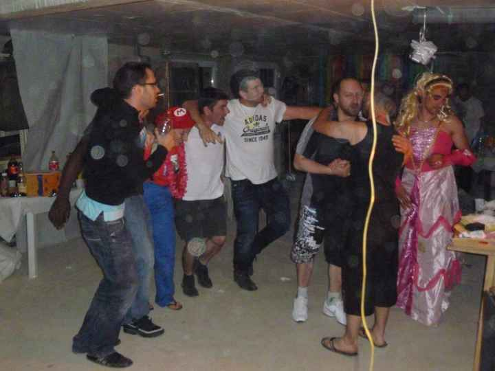 danser jusqu'au bout de lanuit