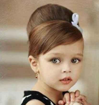 Coiffure Petite Fille Beaute Forum Mariages Net