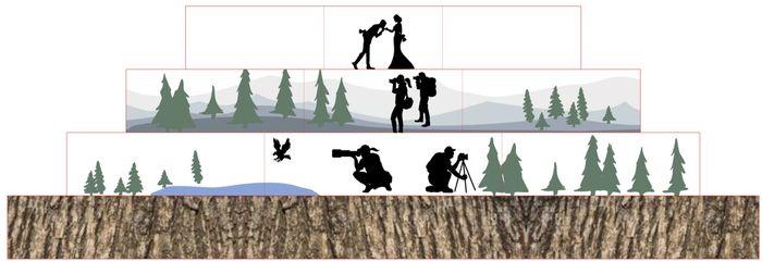 Wedding cake visuel créé par mon cheri - 1