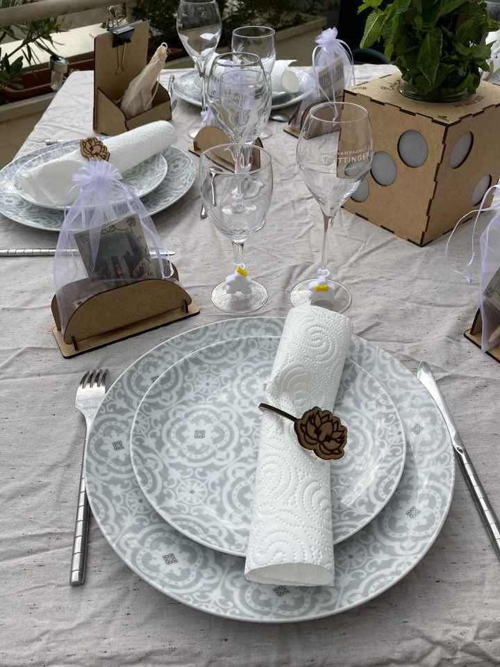 Essai d'une table - 2